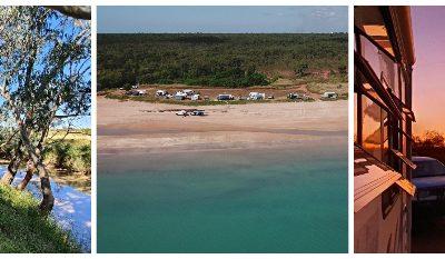 Brisbane to Darwin Free Camping