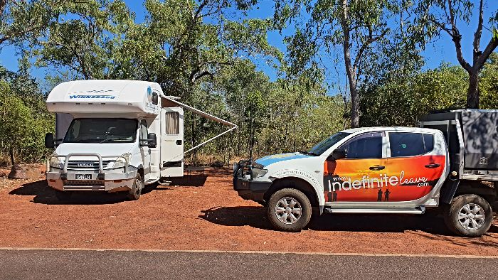 Florence Falls Campground LNP