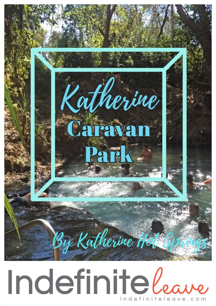 Pin - Katherine Caravan Park