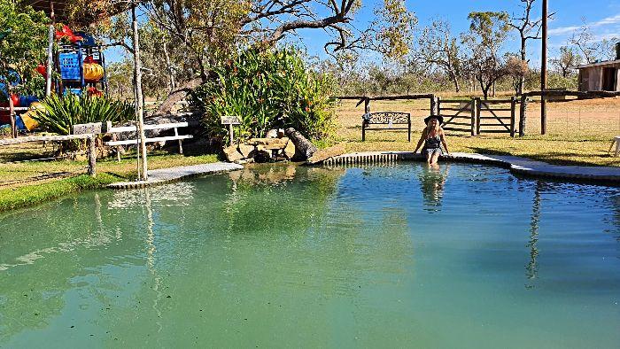 Lara Wetlands Hot Pool