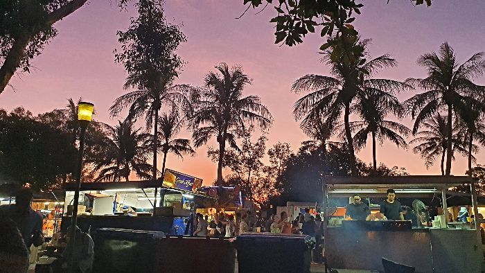 Mindil Markets Sunset