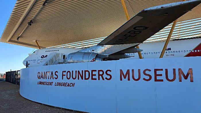 Qantas Founders Museum