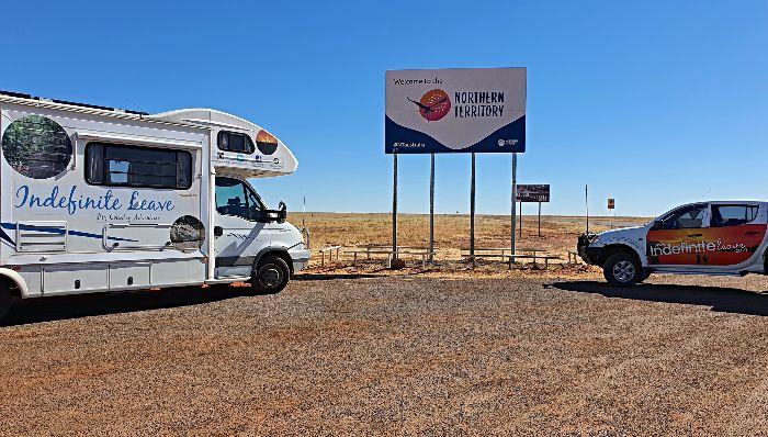 NT Qld Border