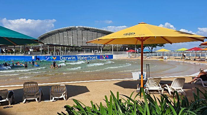 Darwin Wave Pool