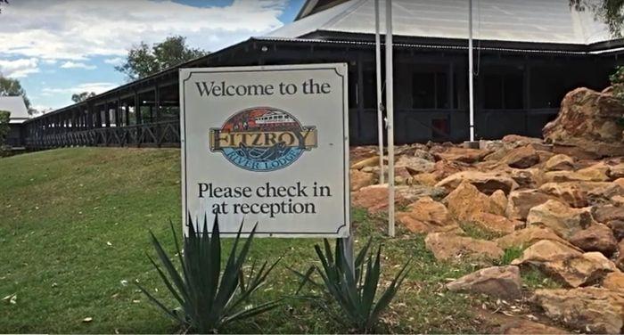 Fitzroy River Lodge & Caravan Park