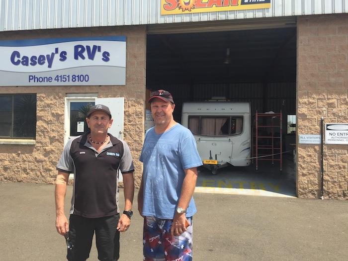 Casey's RV's Bundaberg