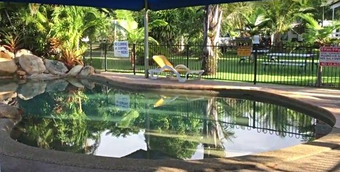 Cardwell Beachcomber Caravan Park Pool