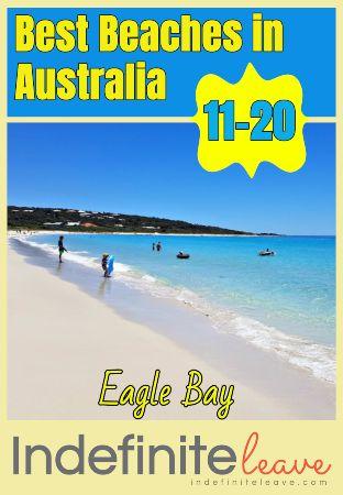 Pin - Best Beaches in Australia 11-20