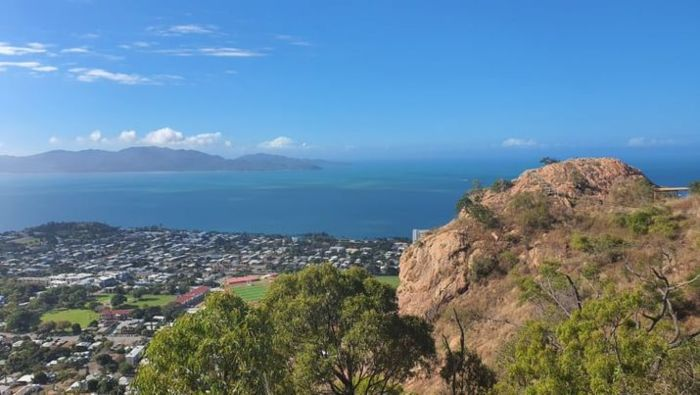 Castle Hill Lookout - One of the things to do in Townsville