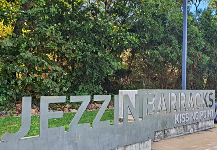 Jezzine Barracks Kissing Point - One of the things to do in Townsville