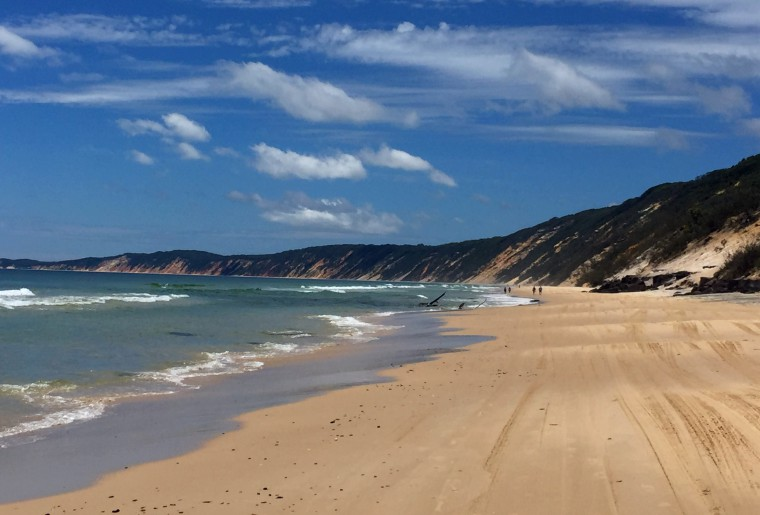 Rainbow Beach - Rated 20 in our Best Beaches in Australia 11-20