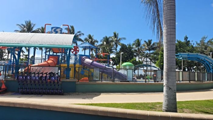 Strand Water Park - One of the things to do in Townsville for free