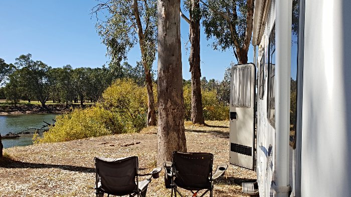 Yarrawonga Free Camping on the Murrary River