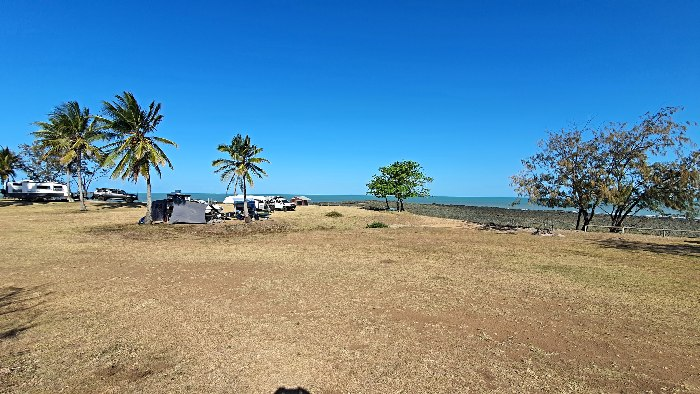 Notch Point - One of the best free camping in Australia