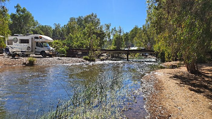 Best Free Camping in Australia at Gregory River