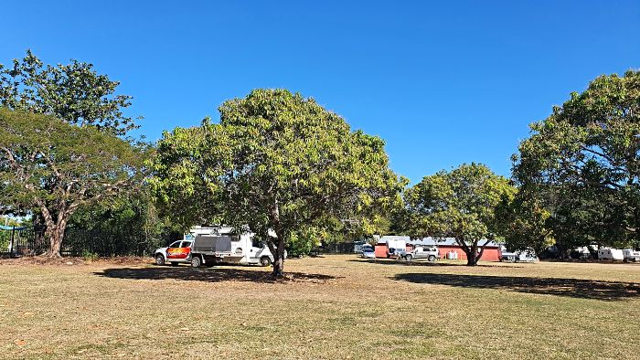 Riverside Convention Centre Townsville Camping grounds