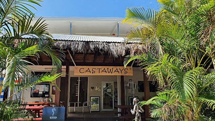 Castawyas Moreton Island