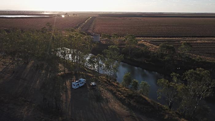 Yarramalong Weir Free Camping