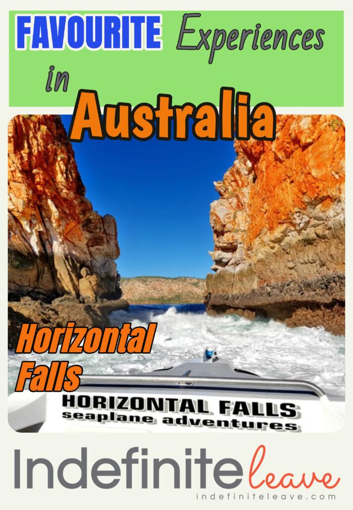 Pin - Favourite Experiences as we Travel Australia