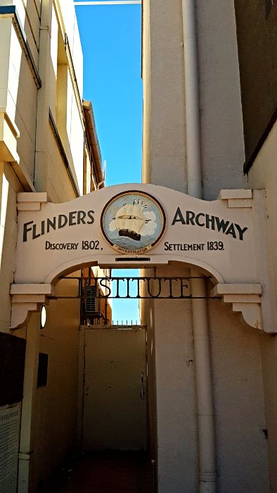 Flinders Archway Port Lincoln