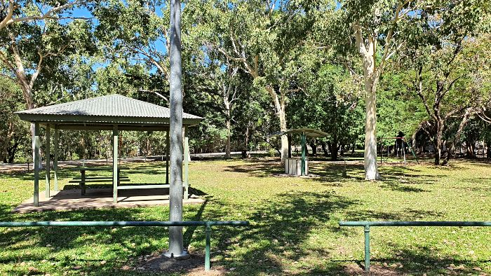 Rollingstone Camping Ground BBQs and Picnic Tables