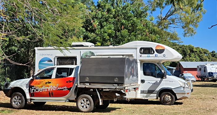 Townsville Camping Site