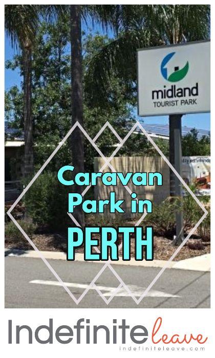 Pin - Caravan Park in Perth